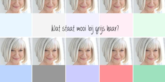 Welke kleur past bij mijn haar