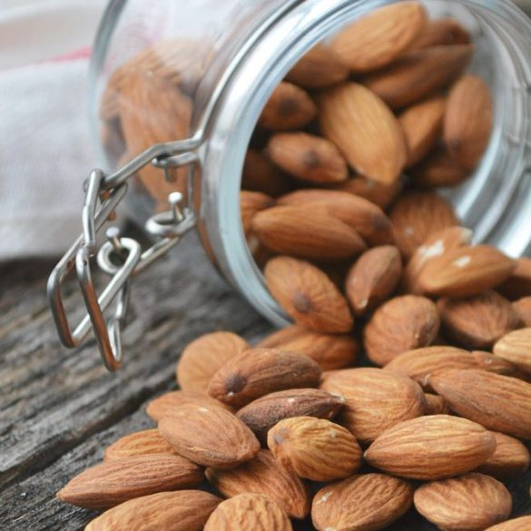 10 redenen om vaker amandelen te eten