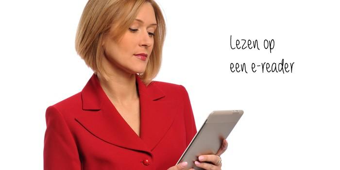 boeken lezen op e-reader