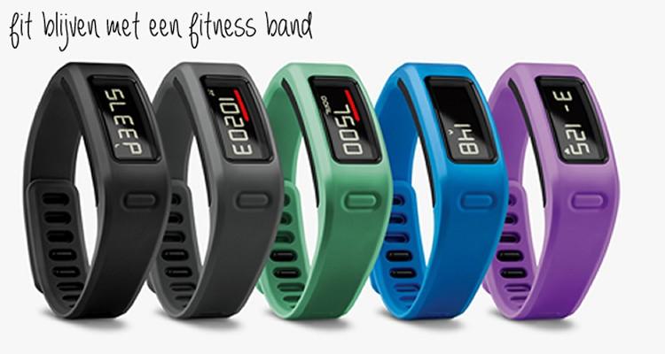 Getest: Garmin Vivofit fitness band