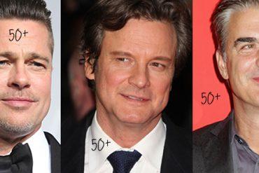 aantrekkelijke 50 plus mannen