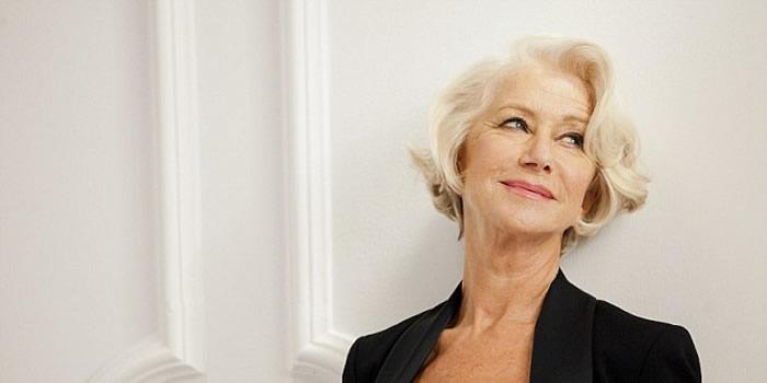 Helen Mirren is het nieuwe gezicht van L'Oréal