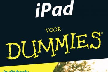 ipad voor dummies