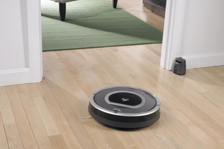Test: Roomba Robotstofzuiger