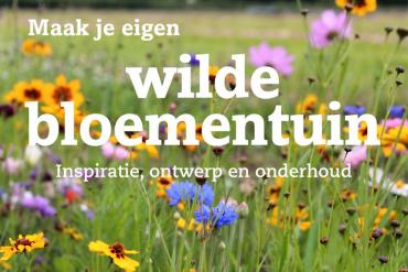 wilde bloementuin