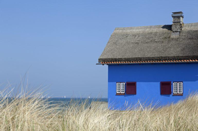een twee huis