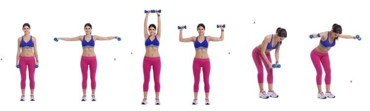 gewichtsoefeningen