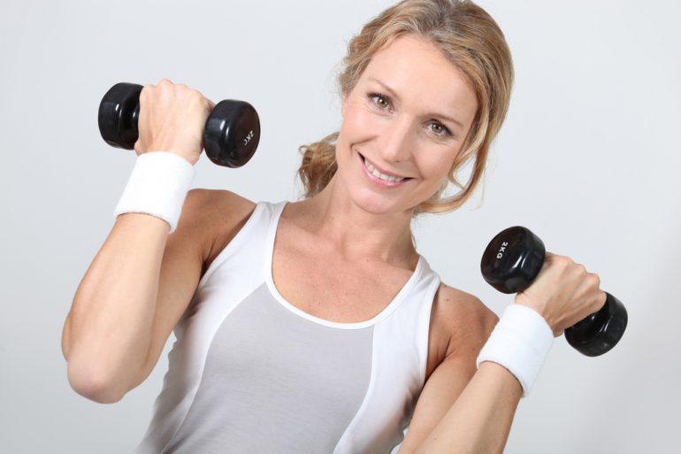 spieren trainen versterken