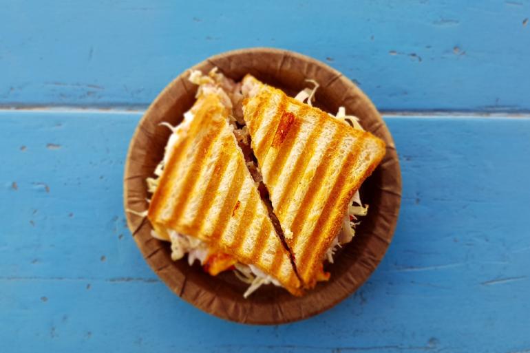 3 Gezonde panini recepten