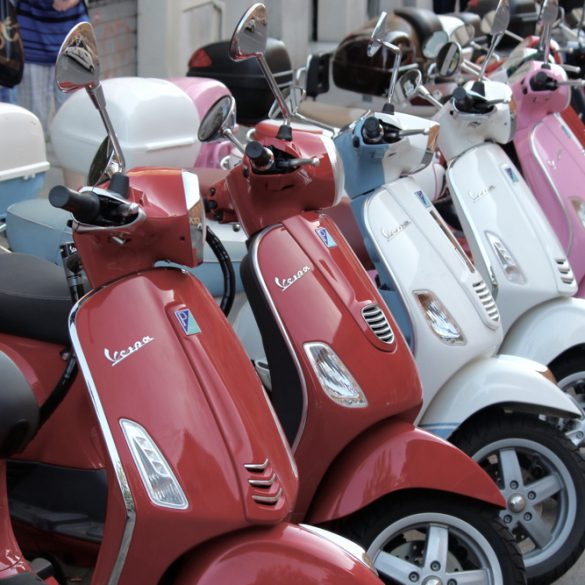 Scooter, snorscooter, e-bike of supersnelle e-bike?