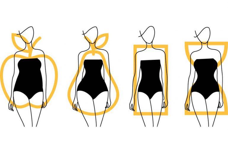 figuur voor jurk