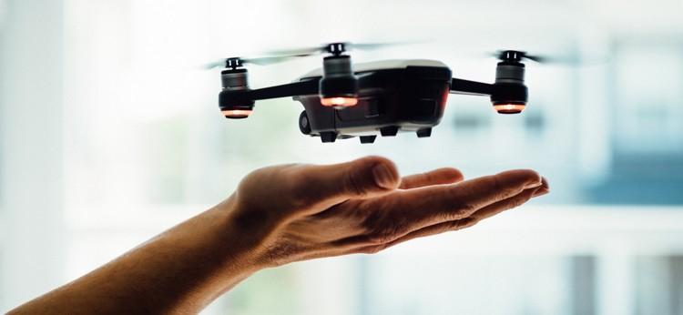 kleine drone