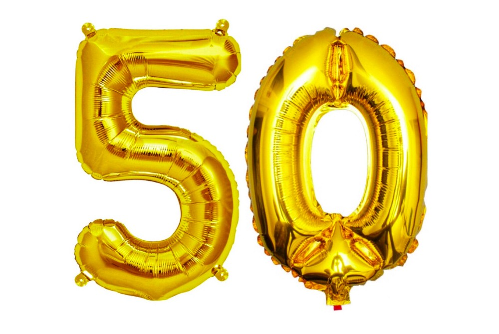 Wonderbaar Feest ideeën voor iemand die 50 wordt - Plusrubriek.nl YD-99