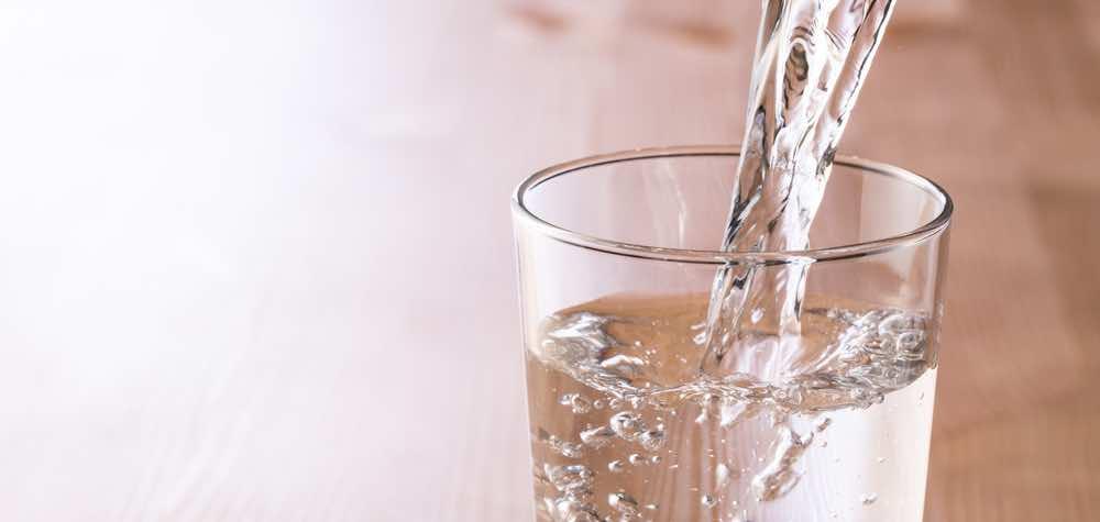 water drinken maakt je jonger