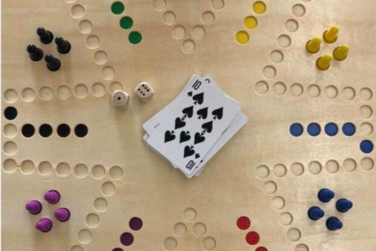 ouderwets spel keezen