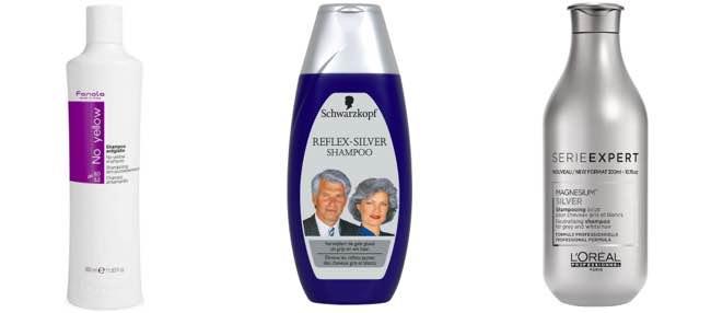 shampoo grijs haar