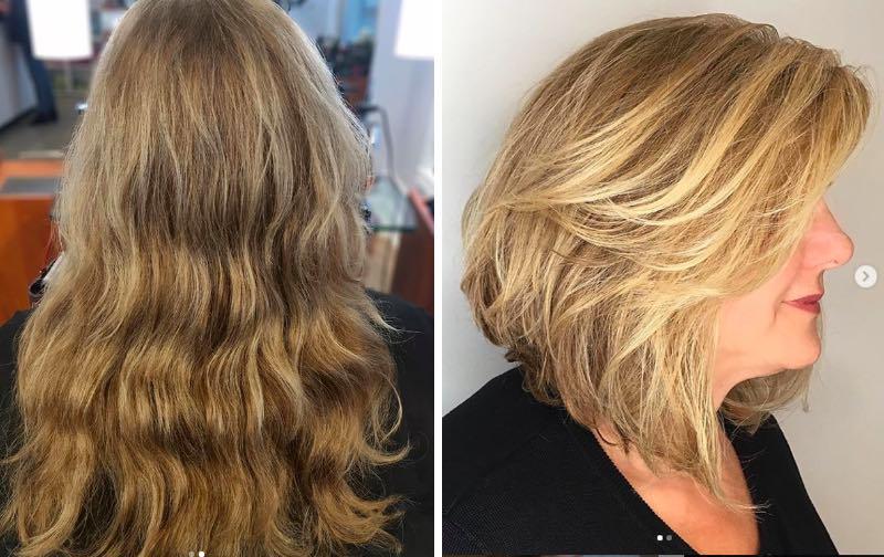 jeugdige haarstijl kapsels voor 50-plus