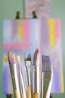 schilderen als hobby