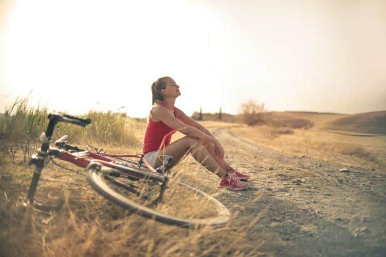 vakantie fiets